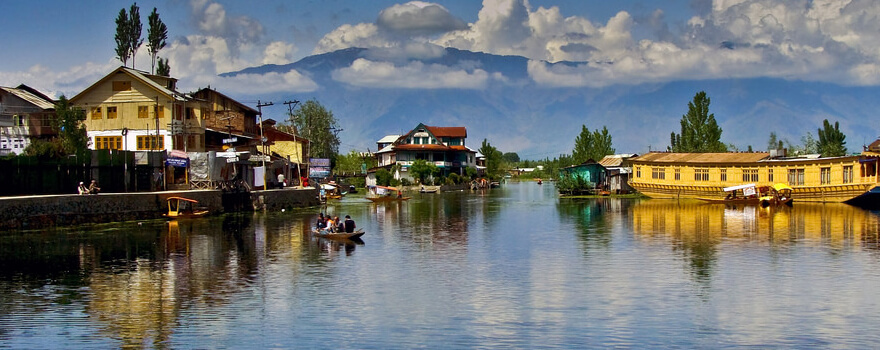 Captivating Beauty of Kashmir