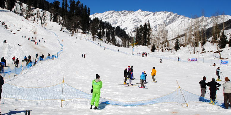Places to visit in India during summer vacation