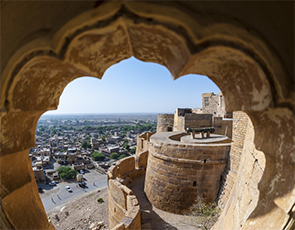 Golden Triangle Tour With Jodhpur And Jaisalmer
