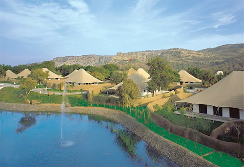 Golden Triangle Tour With Oberoi Ranthambore